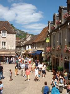 Rocamadour. Rue de la Couronnerie 2 - Auteur : Yann LESELLIER