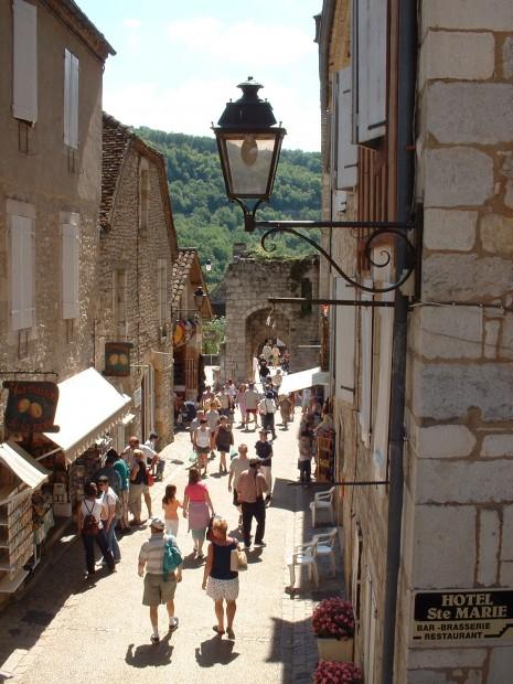 Rocamadour. Rue de la Couronnerie 3 - Auteur : Yann LESELLIER
