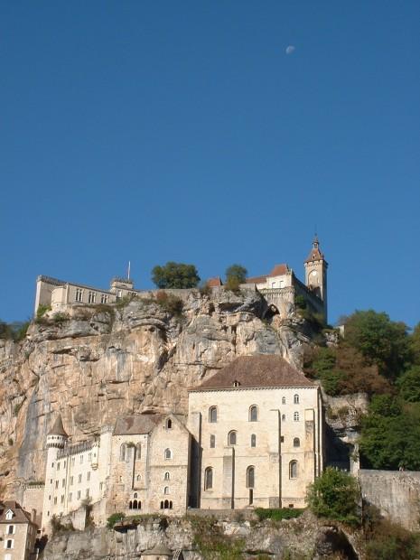 Rocamadour. Les Remparts & le Sanctuaire - Auteur : Yann LESELLIER