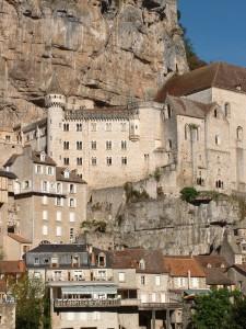 Rocamadour. Palais des Evêques du sanctuaire 3 - Auteur : Yann LESELLIER