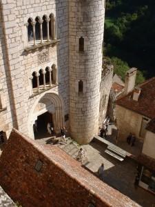 Rocamadour. Palais des Evêques du sanctuaire 2 - Auteur : Yann LESELLIER