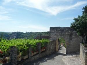 Rocamadour. Porte de l'Hopital - Auteur : Dimisis