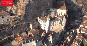 Rocamadour - Vue aérienne - Drone - Sky-Shoot