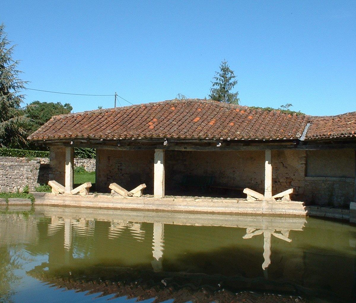 Lavoir à Limogne-en-Quercy dans le Lot