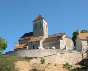 Église Sainte-Marie-Madeleine dans le Lot