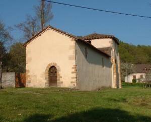 Église Saint-Marie-Madeleine à Felzins (Guirande)