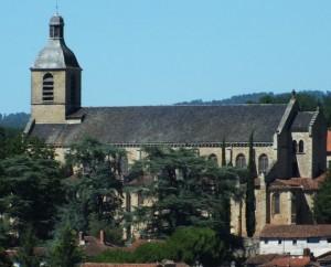 Église Notre-Dame-du-Puy à Figeac