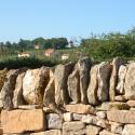 Murets en pierre sèche