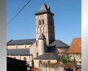 Église Saint-Remy à Livernon (bourg) dans le Lot