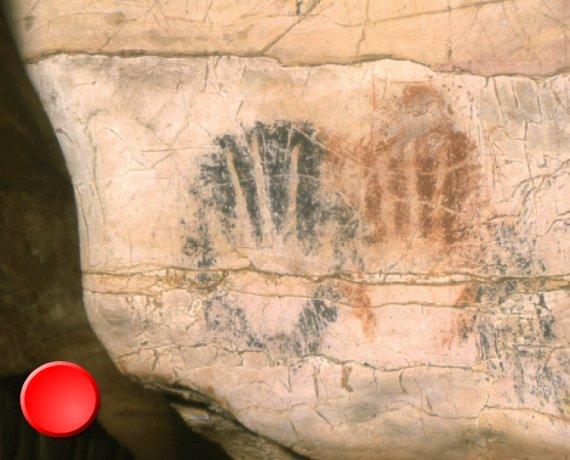 Grotte de Roucadour à Thémines dans le Lot