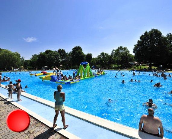 Centre aquatique La Saule (piscine) à Bétaille dans le Lot