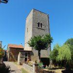Cardaillac. La tour de Sagnes restaurée