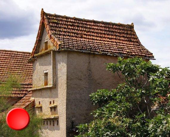 Pigeonnier à Limogne-en-Quercy (Mas de Palat)