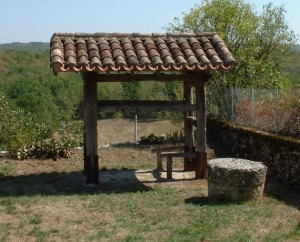 Travail à Ferrer à Cambayrac dans le Lot (bourg)