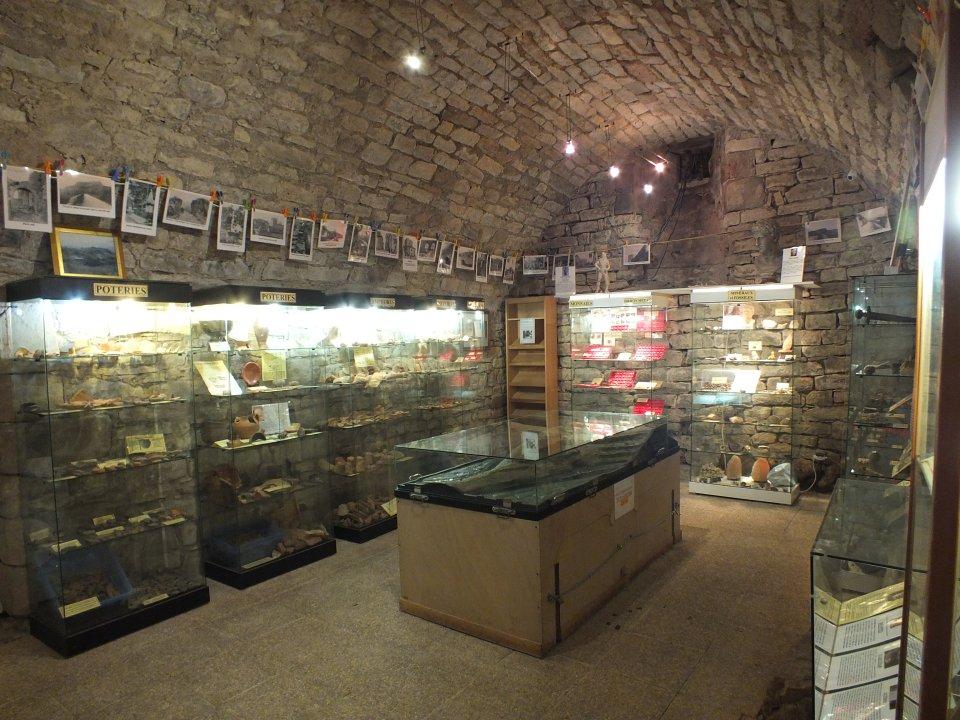 Musée Uxellodunum à Capdenac-le-Haut dans le Lot