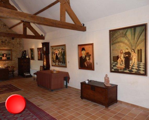Musée Henri Giron Le Vigan dans le Lot