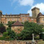 Prudhomat. Le château de Castelnau-Bretenoux