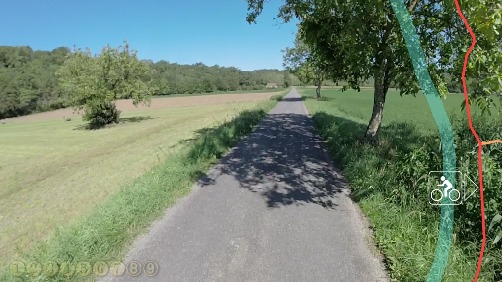 Parcours VTT de Faycelles (La Madeleine) à Frontenac (Côte d'Olt) - 9km