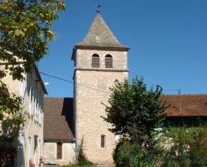 Église Notre-Dame de l'Assomption à Bach (bourg)