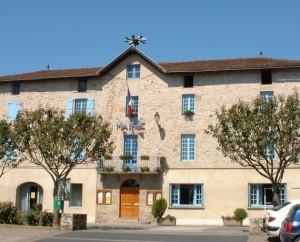 Mairie de Bagnac-sur-Célé (bourg)