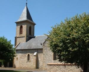 Église Notre-Dame de l'Assomption à Biars-sur-Cère dans le Lot