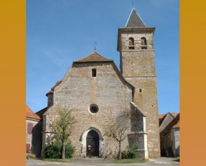 Église Saint-Hilaire à Bio dans le Lot