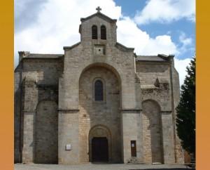 Église Saint-Saturnin au Bourg dans le Lot (bourg)