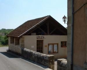 Mairie du Bouyssou (bourg)
