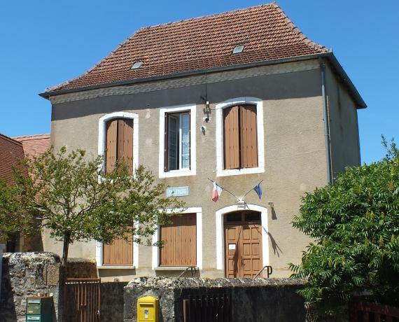 Mairie de Camboulit