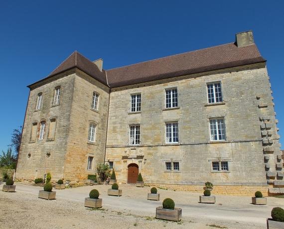 Le château de Lavercantière