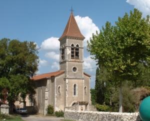 Église Saint-Pierre-ès-Liens à Cieurac (bourg)