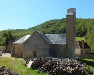 Église Sainte-Quitterie à Concorès (Linars) dans le Lot