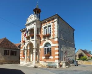 Mairie de Payrac dans le Lot