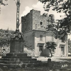 Le donjon de Capdenac-le-Haut dans le Lot - LOT'refois