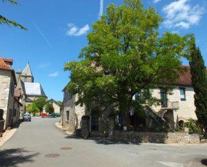 Circuits randonnée pédestre - Assier - Galiot de Genouillac - 15km (le bourg d'Assier)