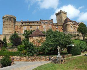 Circuits randonnée pédestre - Bretenoux - Circuit sur les Terres des Barons de Castelnau - 7km (château de Castelnau-Bretenoux)