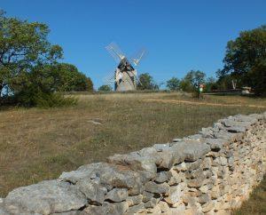 Circuit VTT - Carlucet - Les Caps Durs - 27km (Moulin à vent de La Comté à Carlucet)