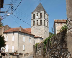 Circuit VTT - Douelle - Circuit des Points de Vues - 31km (Église Notre-Dame-de-l'Assomption à Douelle)