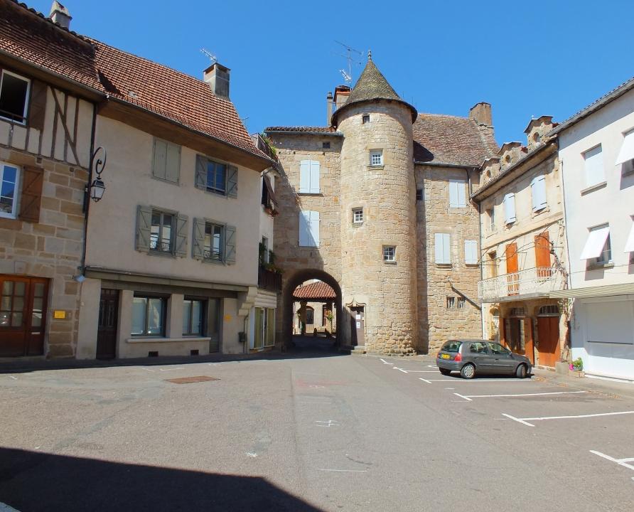 Circuit VTT - Lacapelle-Marival - La Boucle des Moulins et du Pic - 29km (Porte l'Arbol à Lacapelle-Marival)