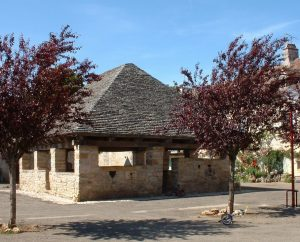 Circuit VTT - Limogne en Quercy - Circuit du Moulin à Vent - 28km (Halle de Beauregard)