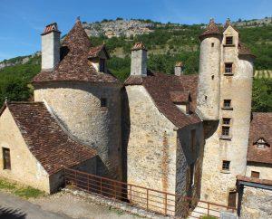 Circuits randonnée pédestre - Loubressac - Circuit Nos Plus Beaux Villages - 10km (château de Limargue à Autoire)