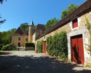 Circuits randonnée pédestre - Loupiac - Chemin Autour du Village aux 55 Pigeonniers - 10km (le château de Loupiac)