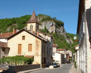 Circuit VTT - Vers - Circuit de la vallée de la Rauze - 29km (Bourg de Vers)