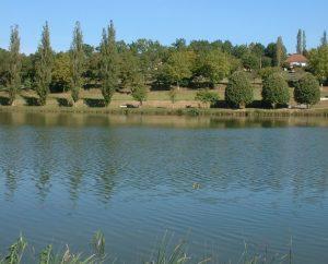 Circuits randonnée pédestre - Le Vigan - Circuit de Pochy - 9km (Plan d'eau du Vigan)
