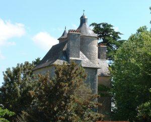 Circuit VTT - Mayrac - A la Découverte des Châteaux du Causse de Martel - 9km (Château de Mayrac)