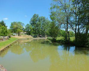 Lacs & Plans d'eau - Assier - Le plan d'eau du bourg - -