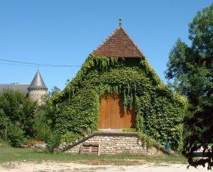 Granges - Assier - Les belles granges du bourg - -