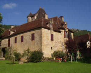 Demeures & manoirs - Autoire - Manoir dit Château de Laroque-Maynard -