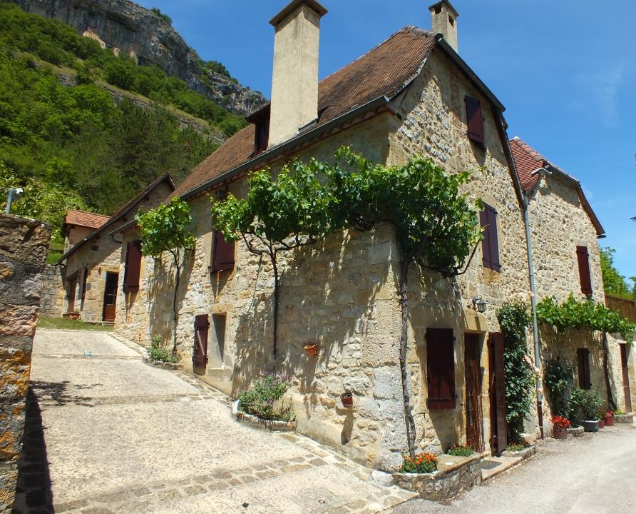 Demeures & manoirs - Autoire - Les belles demeures de Paradou -