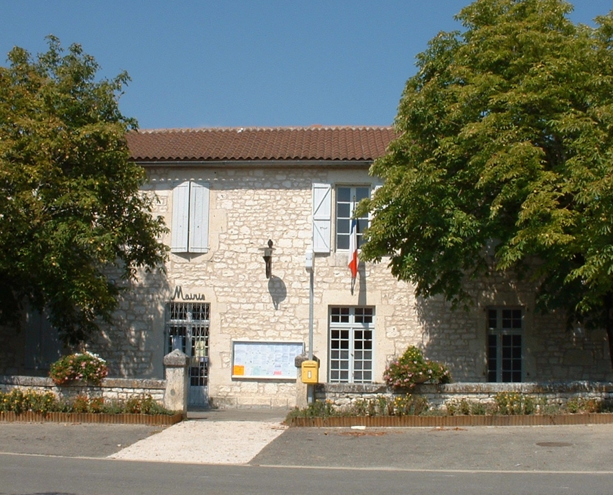 Mairies - Belfort-du-Quercy - Mairie (bourg) -